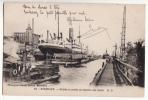33  BORDEAUX   Entrée Et Sortie De Navires Des Docks - Bordeaux