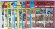 SPIROU 10 N° 1061 à 1070 Correspondance De Reliure N°68 1958 - Spirou Magazine