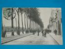 92) Les Gréves De Puteaux N° 4  Perspective De La Troupe Gardant L'usine De Dion-bouton à La Rentrée 1907-  EDIT  E.L.D - Puteaux