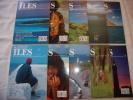 Collection Complète De La Revue ILES  MAGAZINE - Tourisme & Régions