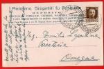 REGGIO CALABRIA-TESTATINA-COMMERCIALE-SCOPELLITI 1936-PORCELLANE ECC.. - Reggio Calabria