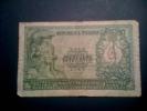 """L. 50 Biglietto Di Stato  Tipo 1951 """"Italia Elmata"""" - DPR 31.12.1951;  B+ / MB. - [ 2] 1946-… : Républic"""