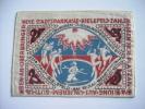 Die Stadtsparkasse Bielefeld Zahle  25 Marj  700 Jahrigen Der Stad Bielefeld Am 15 Juli 1921 - [11] Emisiones Locales