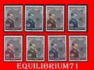 454/461** Hommage à Dag Hammarskjöld   - CONGO - République Du Congo (1960-64)