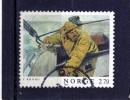 Sello  Norge Año 1987  Usado - Noruega