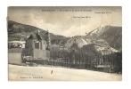 Cp, 05, Briançon, Vue Prise De La Route De Grenoble, Voyagée 1925 - Briancon
