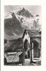 Cp, 05, La Grave, Route Du Lautaret, Eglise Des Terrasses Et La Meije, Voyagée 1964 - France