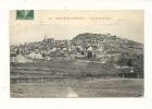Cp, 58, Château-Chinon, Vue Panoramique, Voyagée 1914 ? - Chateau Chinon