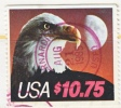 U.S. 2122   (o)  EAGLE And MOON - United States