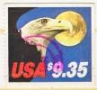 U.S. 1909   (o)  EAGLE And MOON - United States
