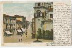 ACIREALE Corso Savoia Colori Animata Andata In Norvegia 1905 - Acireale