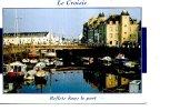 44 LE CROISIC  LE PORT BATEAUX 1997 ED CAOUDAL - Le Croisic