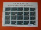 Liechtenstein: Kleinbögen Mi-Nr 564 Postfrisch ! - Blocks & Kleinbögen