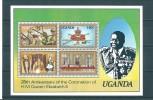 Ouganda: BF 12 Et 16 ** - Ouganda (1962-...)