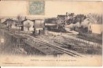 01 AIN TREVOUX LA GARE Tramway Et  PLM BE - Frankrijk