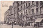 """20517 Nantes Place Bourse -332 Chapeau -commerce Restaurant """"Bruyere Bretonne """" Café Union - Metallurgie Simon -Baron - Nantes"""