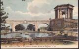 CPA - (34) Montpellier - Les Jardins Et Premieres Arcades De L'aqueduc - Montpellier