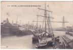 20518 NANTES - PORT POINTE ILE GLORIETTE (france 44) -176 Chapeau -voilier Cargo Bostar-Bay Bostak ?