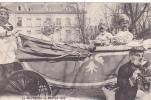 20521 Nantes (44 France) Fetes  Mi Careme 1929 Retour D´age, Enfin Ha Hue ! -3 Nozais Fanfare Caleche - Nantes