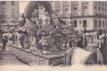 20526 Nantes (44 France) Fetes  Mi Careme 1928 Char Gracieuse Majesté Reine -5 Nozais ! état ! Nain