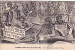 20530 Nantes (44 France) Fetes  Mi Careme 1928 Glozeliens Visitent -9 Nozais - Fourrure Tigre Neandertalien