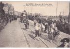 20535 Nantes (44 France) Fetes Mi Careme 1928 Defilé Developpe 2 Kilometres -24 Nozais Ane Gitan Gitane