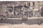 20537 Nantes (44 France) Fetes Mi Careme 1928 Char Route Metropolis -16 Nozais -museauget - Nantes