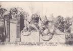 20541 Nantes (44 France) Fetes Mi Careme 1929 Char Reine -1 Nozais - Lion Lions
