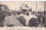 20542 Nantes (44 France) Fetes Mi Careme 1928 Char Cote D'amour été 1927-23 Nozais -