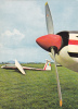AVIONS: SE 29 G - Glider-Planeur-performanc E-class Club.Postcard Unused - Romania - Flugzeuge