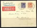 Pays Bas - Enveloppe - EXPRES - Poststempel
