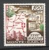 Monaco - 1958 - Y&T 491 - Neuf ** - Monaco