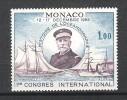 Monaco - 1966 - Y&T 702 - Neuf ** - Unclassified