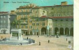 Italie LIVORNO Piazza Vittorio Emanuele - Livorno