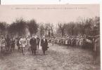METZ 14 (7 DECEMBRE 1918) REVUE PASSEE PAR LE PRESIDENT DE LA REPUBLIQUE ET M CLEMENCEAU - Metz