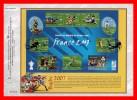 """(Faciale = 5.40 €) France 2007 : CEF 1er Jour N° 1894 """" COUPE DU MONDE DE RUGBY 2007 """" N° YT BF 110 + Prix Dégressif ! - Rugby"""