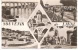 J : Mayenne : LAVAL  : Vue - Laval