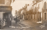 Cpa   Charny. Grande Rue. Collection Curty. Carte-photo - Charny
