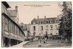 CPA 72 LE MANS - Maison De Sante - Rue De Ballon - Vue Des Jardins - Le Mans