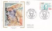 Enveloppe Premier Jour Augustin Cauchy Paris Visage Vers La Gauche 3.60 Franc