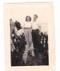 20565-six 6 Photo 55x85 Mm . Blankenberghe Belgique . Datée 1949 (bateau Gyp Sur Une)