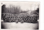 20567 Photo Militaire 18x13 Cm La Chartreuse15 Mai 1950 Belgique Liege  -fusil - Guerre, Militaire