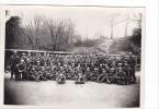 20567 Photo Militaire 18x13 Cm La Chartreuse15 Mai 1950 Belgique Liege  -fusil