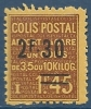 FRANCE NEUF** LUXE COLIS POSTAUX Y&T N°147   Valeur 6,75 - Neufs