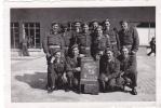 20577  Photo 8x5cm Dusseldorf Rue Abbé Peeters 23 Malmaty ?  Belgique 27 Septembre 1951  Militaire Soldat - Guerre, Militaire