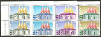 San Marino 1977 - 975-77 - San Marino´77+A. - 2x - MNH** - Ungebraucht