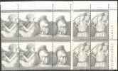 San Marino 1981 - 1075-77 - Virgilio - Bloc 4x - MNH** - Saint-Marin