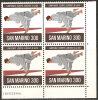 San Marino 1981 - 1078 - Judo - Bloc 4x - MNH** - Saint-Marin