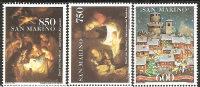 San Marino 1993 - 1398-1400 - Natale - MNH** - San Marino