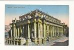 Cp, Malte, Royal Opera House, écrite - Malte